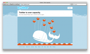 Twitter Over Capacity Screen shot 2010-06-09 at 10.26.45 AM
